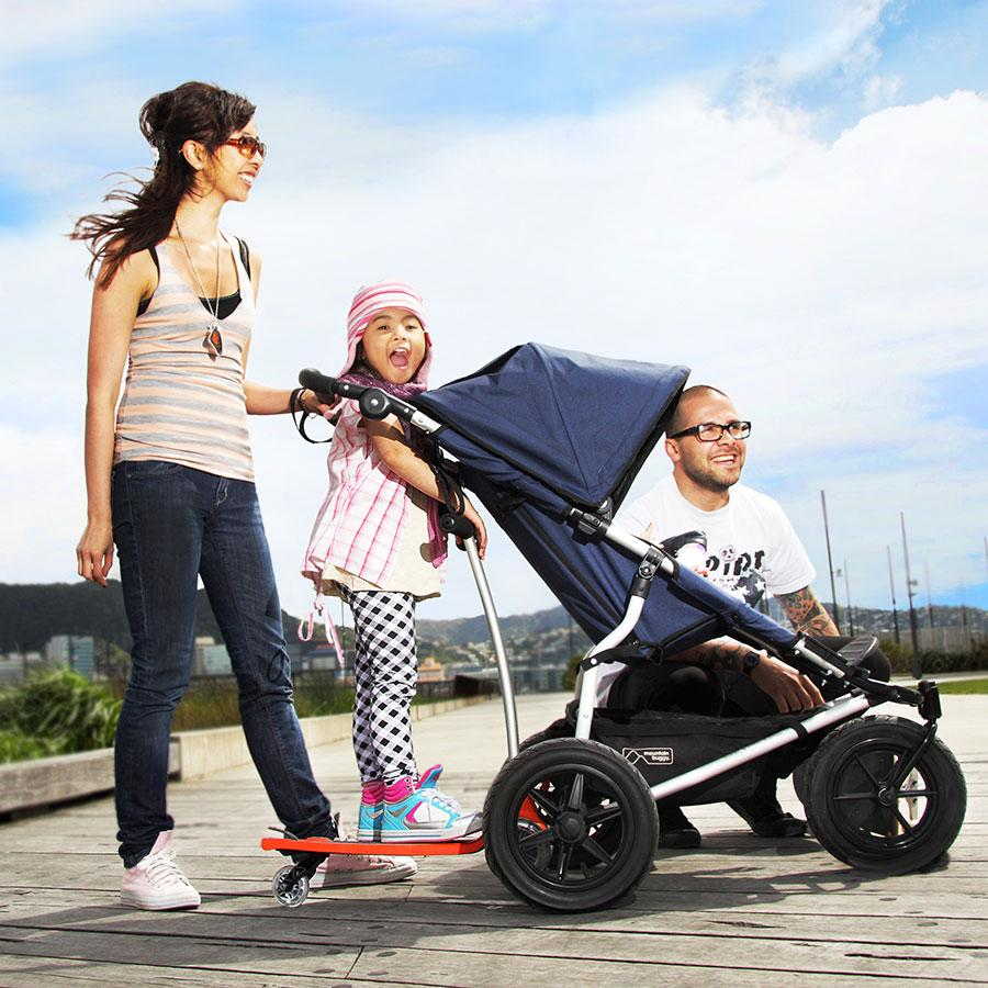 Amazon.com: Mountain Buggy Freerider Conector 1: Baby