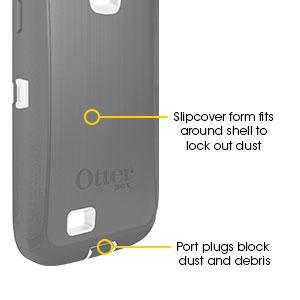 otterbox samsung galaxy s4 gs4 case defender series