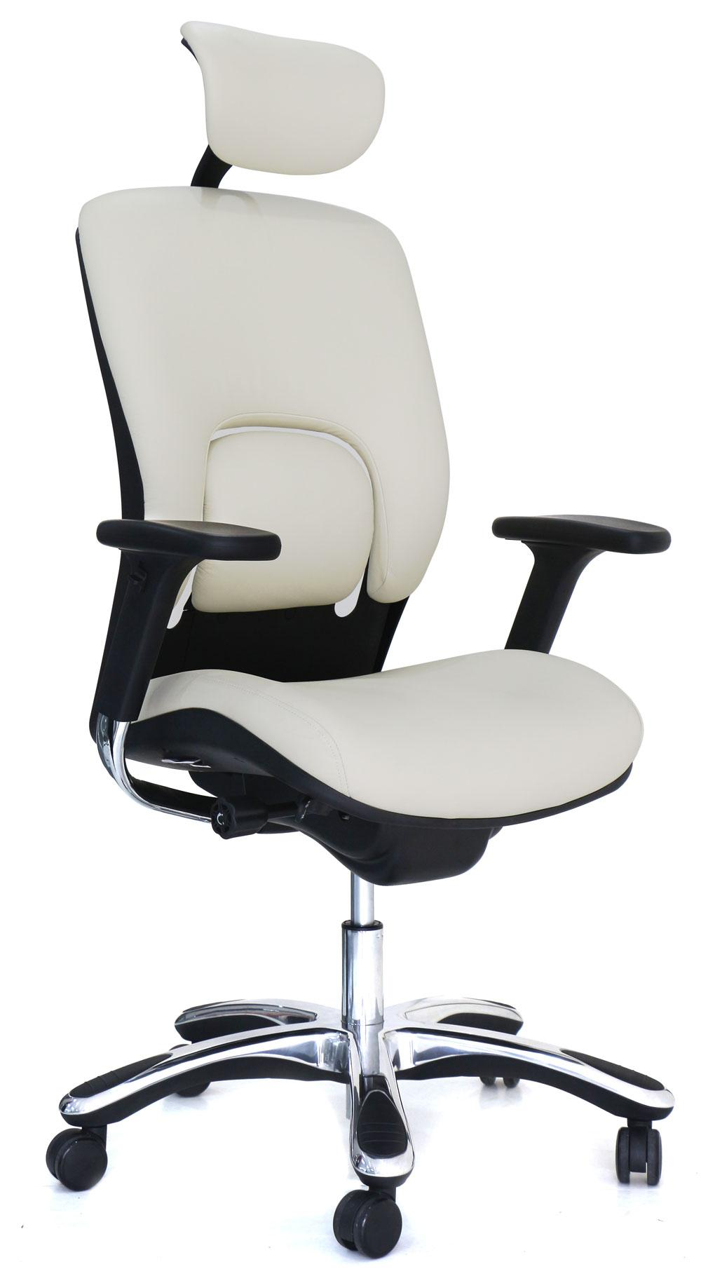 gm seating ergolux genuine leather executive