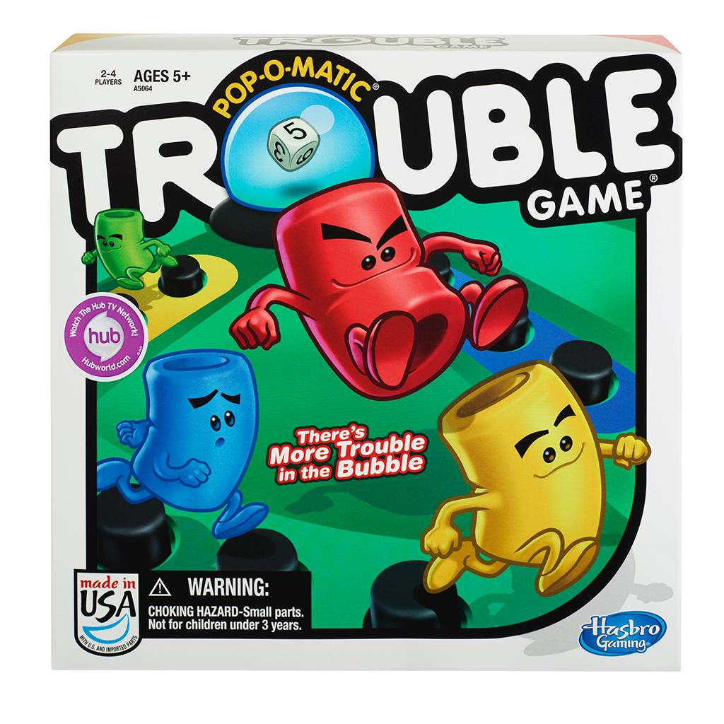 play trouble