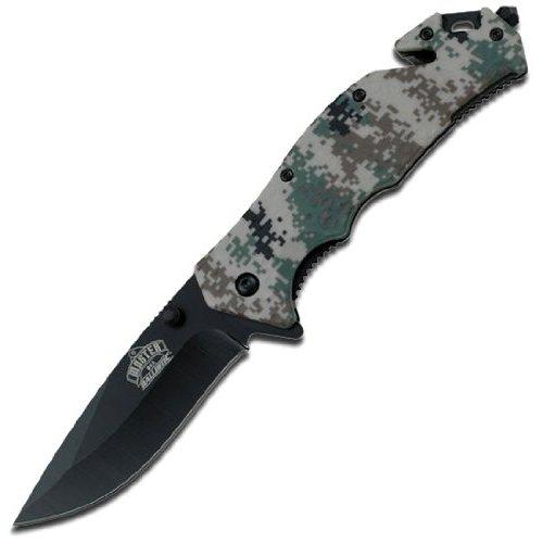 Master USA MU-A001 Series Spring Assist Folding Knife