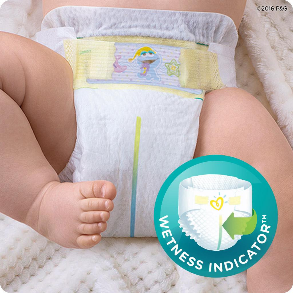 Amazon Com Pampers Swaddlers Overnights Diapers Size 6