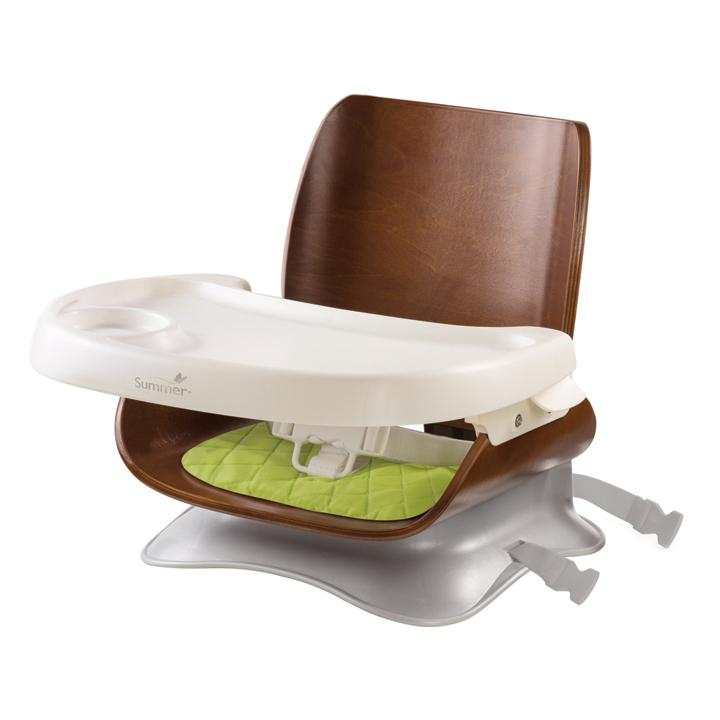 Amazing Bentwood Booster Seat By Summer Infant