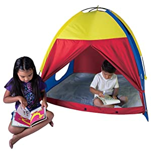 The Pacific Play Tents u0027Me Toou0027 Play Tent  sc 1 st  Amazon.com & Amazon.com: Pacific Play Tents Kids u0027Me Toou0027 Dome Tent for Indoor ...