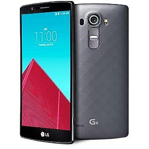 Amazon.com: LG G4, Metallic Gray 32GB (Verizon Wireless ...