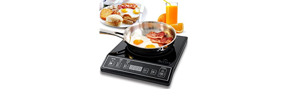 secura induction cooktop