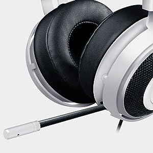 Amazon Com Razer Kraken Pro V2 Analog Gaming Headset With