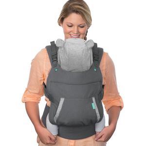 Amazon Com Infantino Cuddle Up Ergonomic Hoodie Carrier
