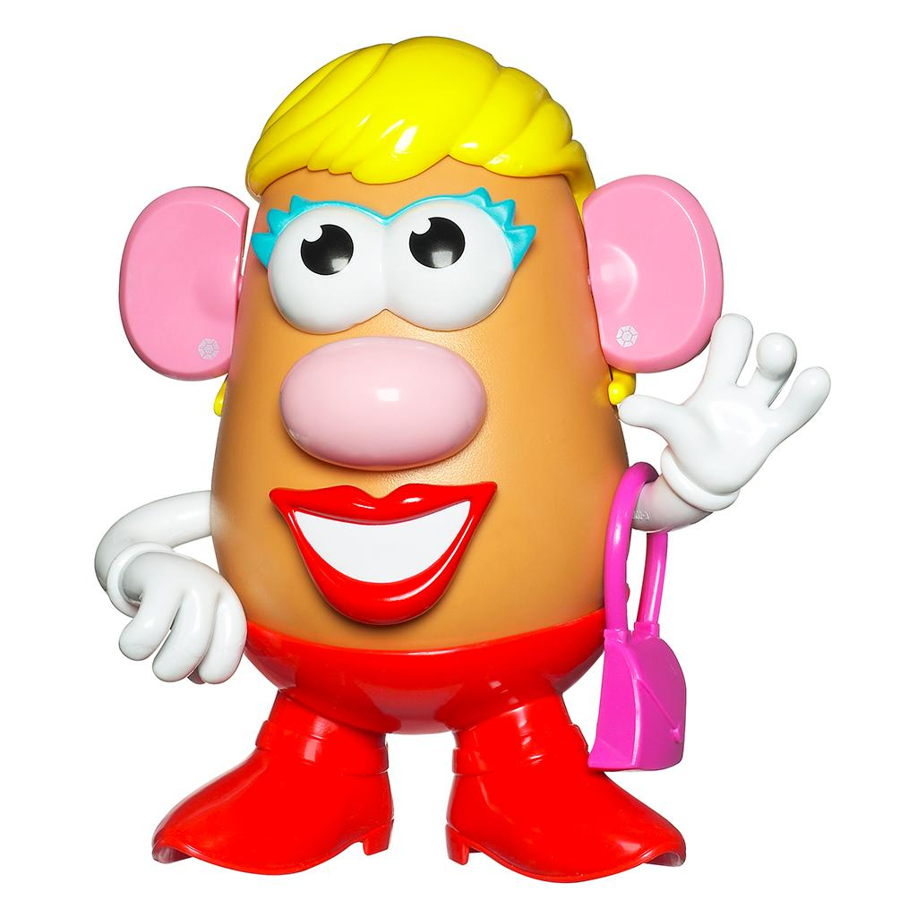 Amazon.com: Playskool Mrs. Potato Head: Toys & Games