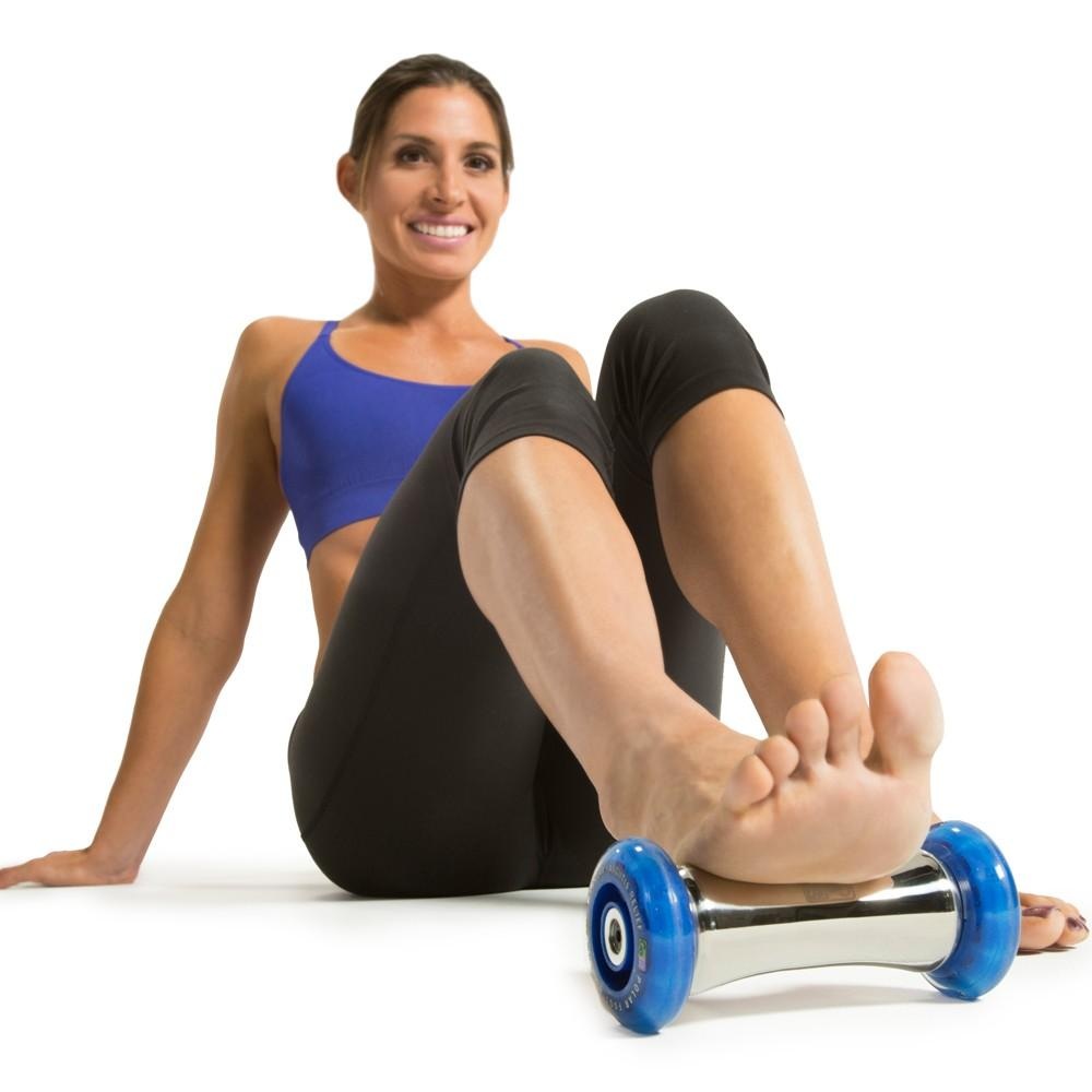Exercise Bands Plantar Fasciitis: Amazon.com : Polar Foot Roller For Plantar Fasciitis By