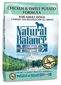 limited ingredient dry dog food
