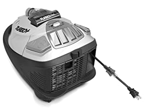 Amazon Com Dirt Devil Turbo Plus Bagged Canister Vacuum