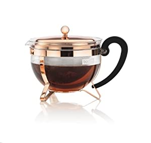 Amazon.com: Cafetera clásica Bodum Chambord, 8 tazas ...