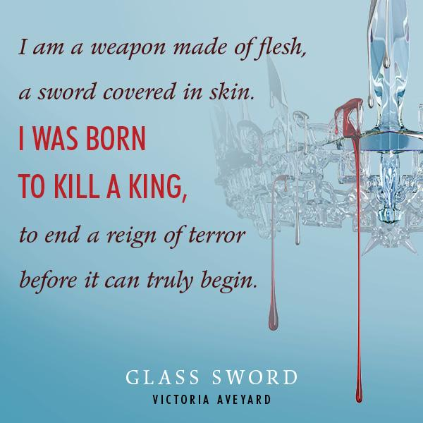 com: Glass Sword (Red Queen) (9780062310668): Victoria Aveyard: Books