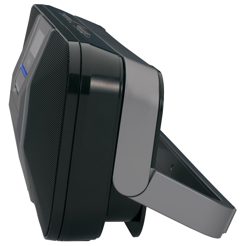 Portable Charger Generator Portable Bluetooth Speaker Homemade Net Playz 12x6 Portable Soccer Goal You Tv Player Pc Portable: Jensen JBD-400 Portable Bluetooth Speaker W/ FM Receiver