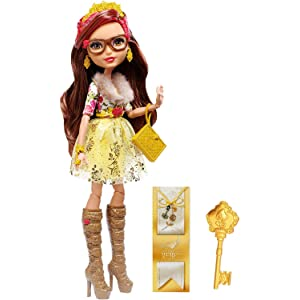 Amazoncom Ever After High Rosabella Beauty Doll Toys  Games