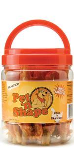 chicken skewer dog treats