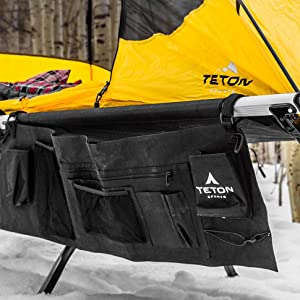 teton sports cot organizer & Amazon.com: TETON Sports Cot Organizer; Great Camping and Hunting ...