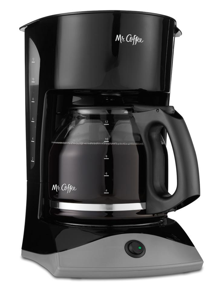 Manual Coffee Maker ~ Amazon mr coffee cup manual maker white