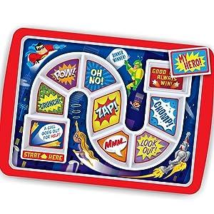 fred and friends, fred, kids dinner, children, toys, dinner winner
