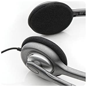 Details about Logitech H111 Stereo Headset for Smartphones & Windows/Mac  PC, Bulk Packaging!