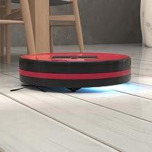 robot vacuum, HEPA, Filter, vacuum cleaner, allergen, pet, pet hair, dog, allergy, bobsweep, uv