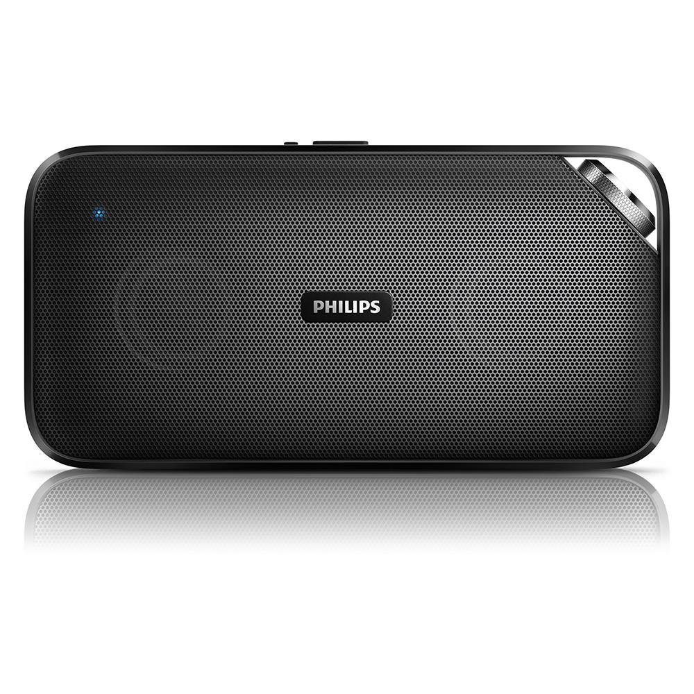 Amazon.com: Philips BT3500B/37 Wireless Portable Bluetooth Speaker: Home Audio & Theater