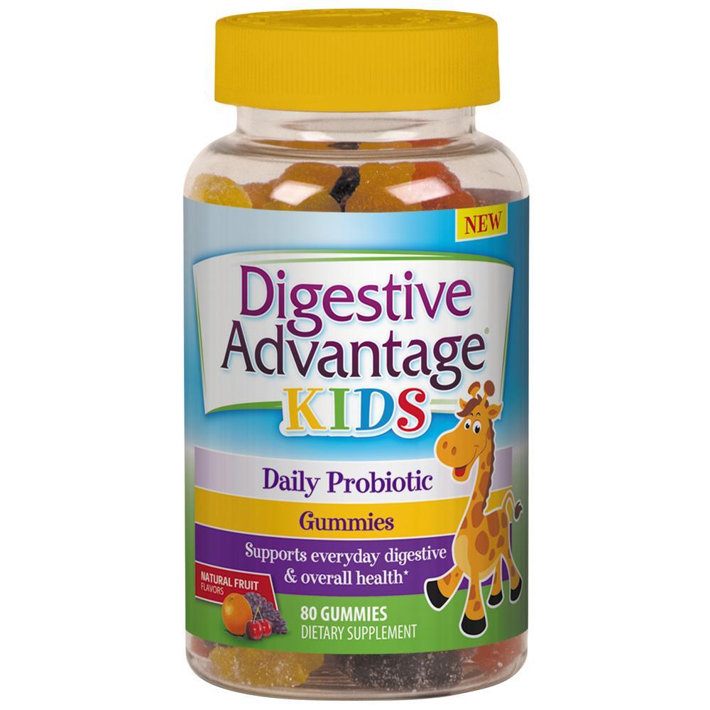 Probiotic gummies for children