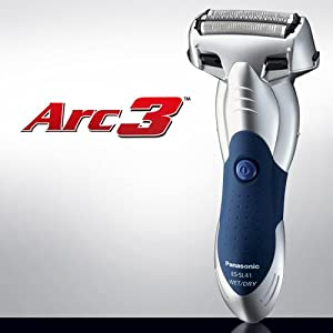 Panasonic ES-SL41-S Arc3 Wet/Dry Shaver