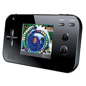 Sistema de jogos portátil portátil iSound My Arcade com 220 jogos de vídeo incorporados