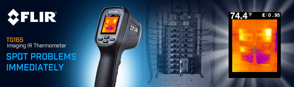 Compact Thermal Imaging Camera with 120 x 90 IR Resolution FLIR E5