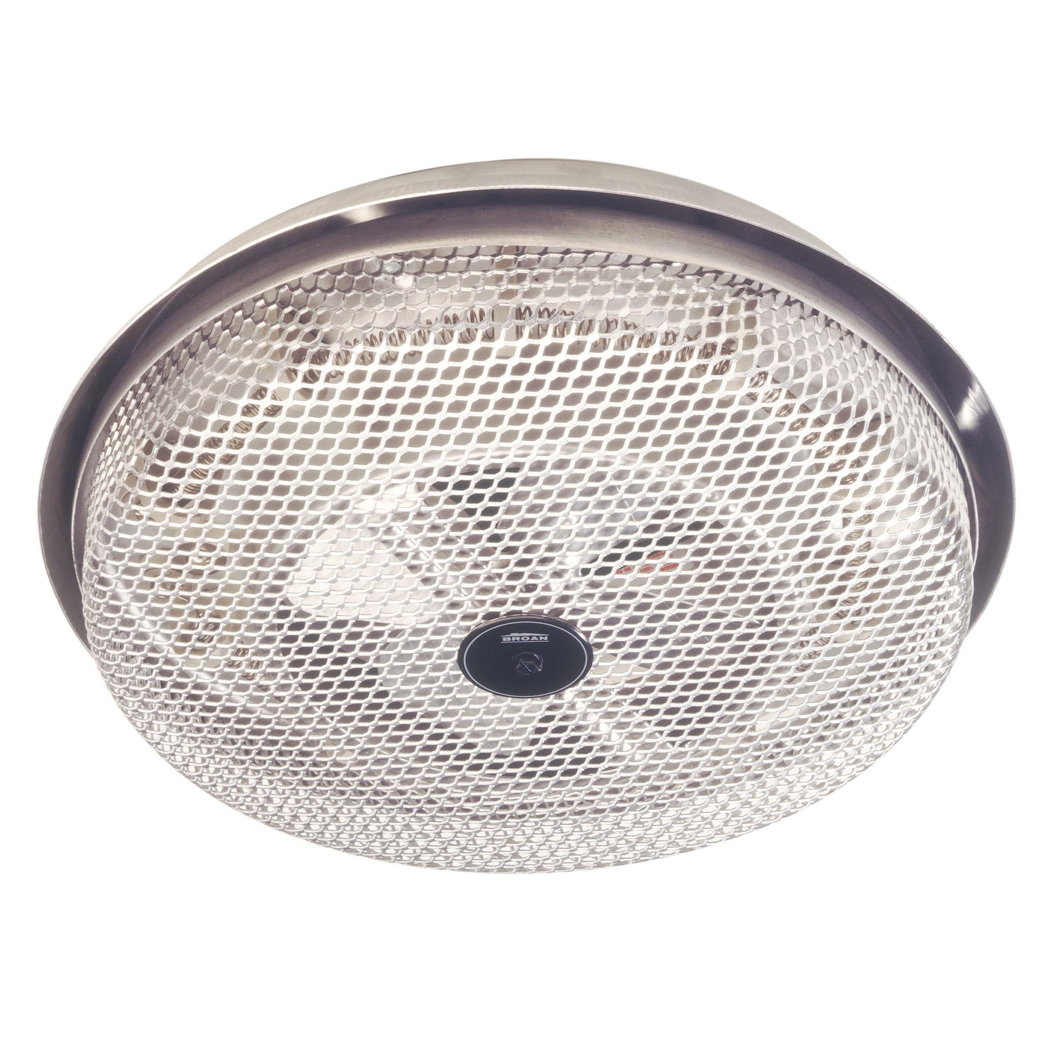 BROAN 157 Low-Profile Fan-Forced Ceiling Heater  sc 1 st  Amazon.com & Broan Model 157 Low-Profile Solid Wire Element Ceiling Heater ...