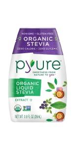 Organic Liquid Stevia
