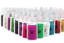 nail beads MASH rhinestones nail art caviar nail 3-D nail art dotting pen nail polish nail art