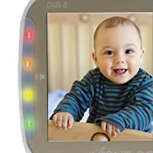 baby monitor, infant optics, video monitor