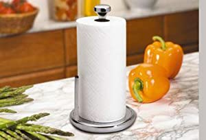kamenstein, paper towels, holder, perfect tear, tear, kitchen, counter