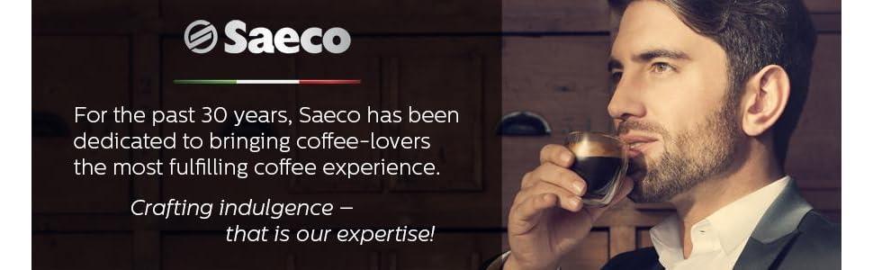 saeco vapore espresso machine