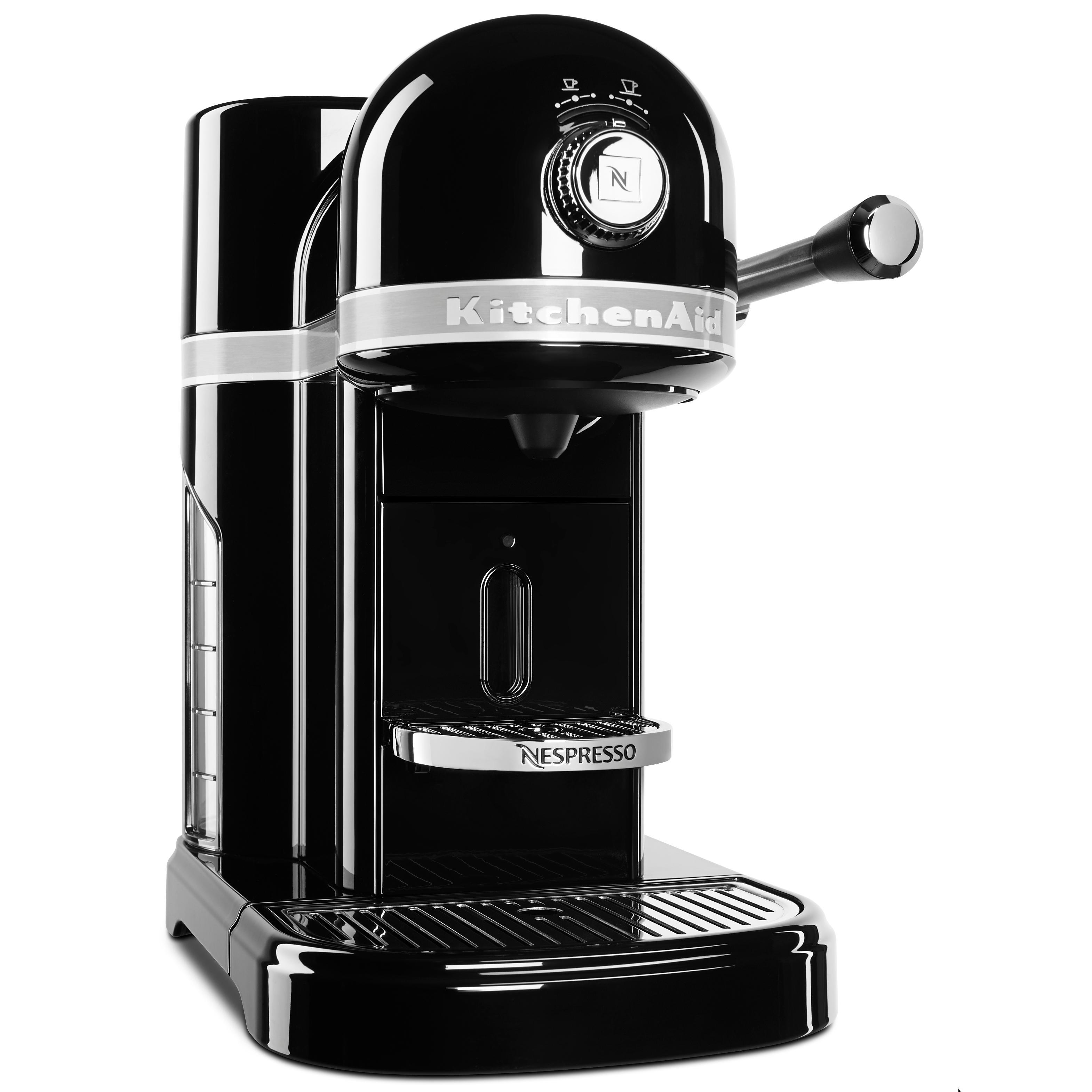 Amazon KitchenAid KES0503OB Nespresso yx Black Kitchen