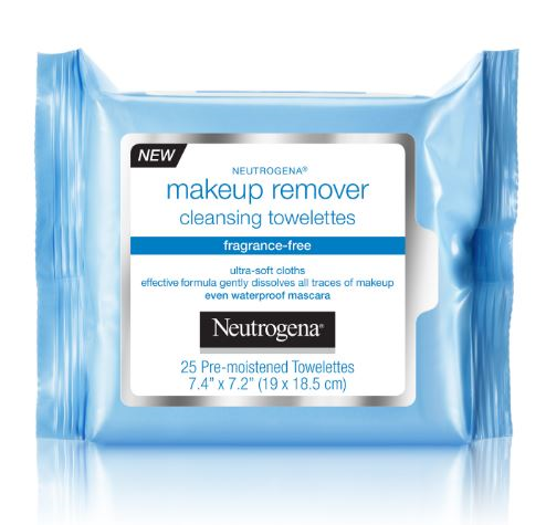Amazon Com Neutrogena Cleansing Makeup Remover Cleansing