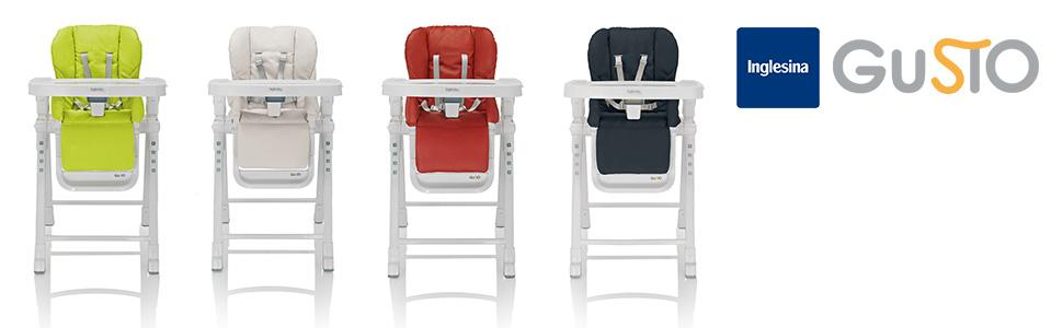 Amazon Com Inglesina Gusto Highchair Fast And Easy