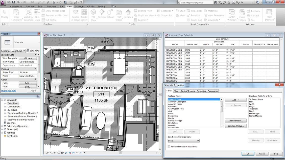 Autocad Revit Lt Suite 2016 Desktop
