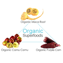 Three Superfoods in youthH2O