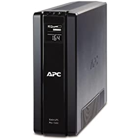 APC Back-UPS Pro BR1500G battery power supply Schneider Electric