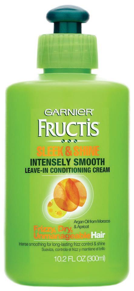 Amazon Com Garnier Fructis Sleek Amp Shine Moroccan Sleek