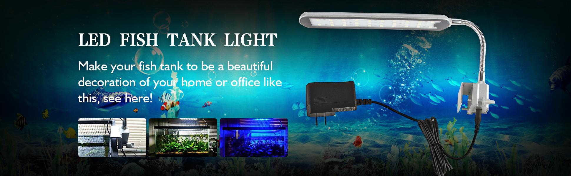 From the manufacturer & Amazon.com : Zitrades Fish Tank Aquarium Light Freshwater ... azcodes.com