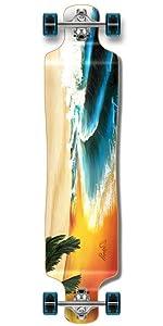 Lowrider longboards