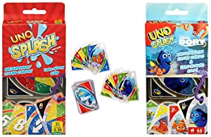 Outdoor Card Games, Pool Toys, Outdoor Toys, UNO Splash, UNO Splash Finding Dory