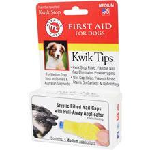 kwik tips styptic caps