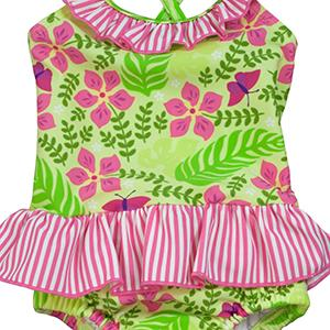 Amazon.com: i play. by green sprouts One-piece Swimsuit w