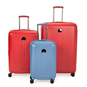 hardside luggage, luggage, delsey luggage, delsey